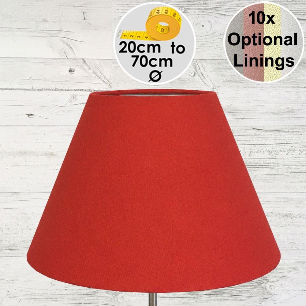 Bali Red Empire Lamp Shade