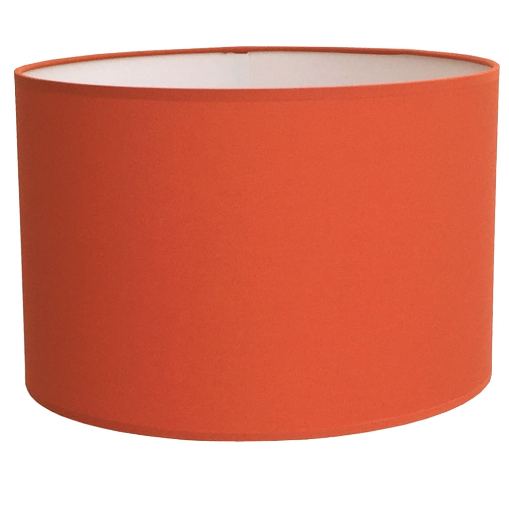 Drum Table Lampshade Satsuma