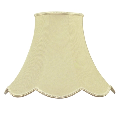 Scalloped Bowed Empire Oyster Moire