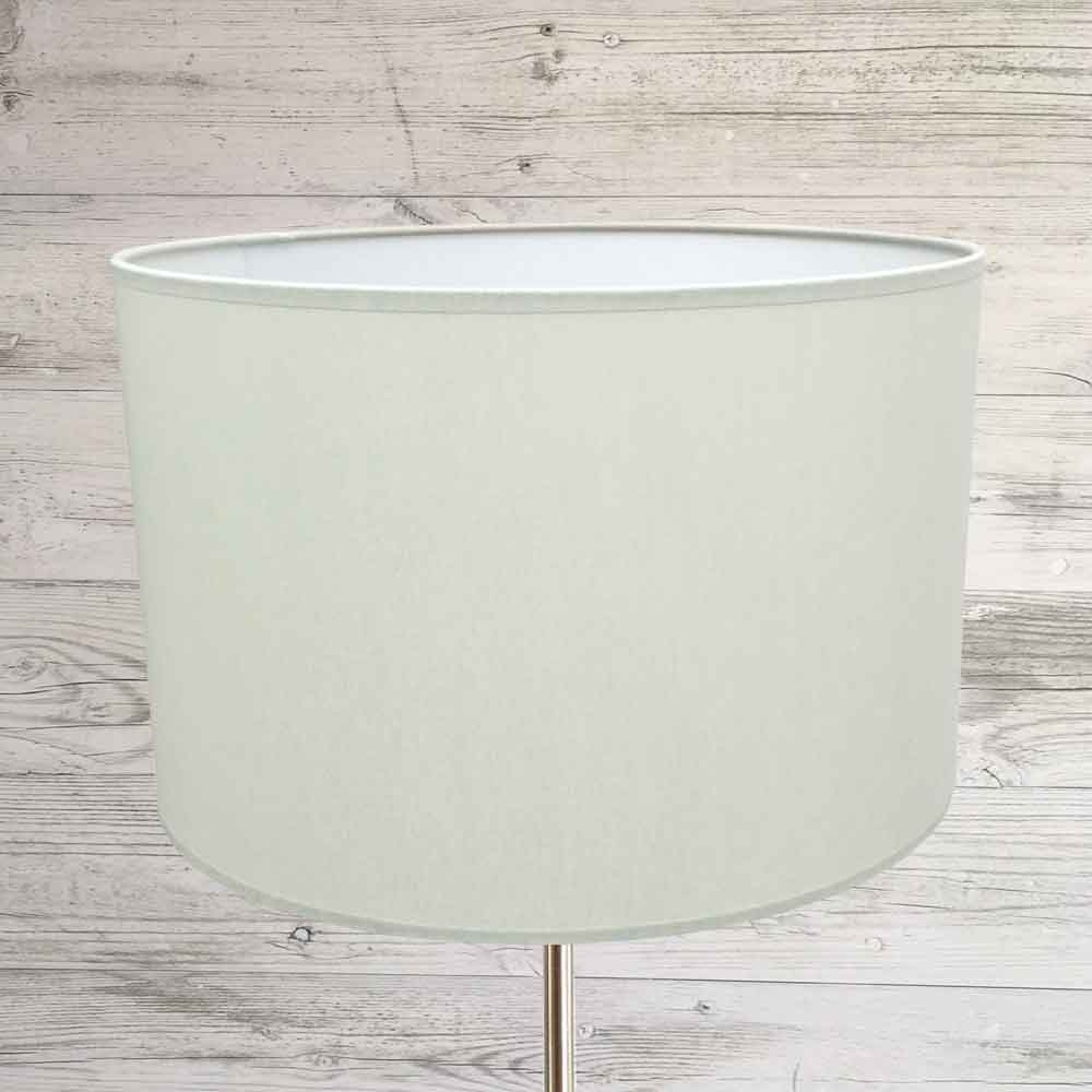 Drum Lampshade Sage