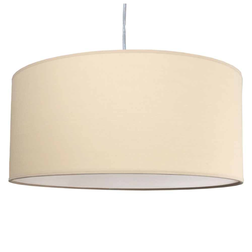 home modern lamp shades xl drum shade and suspension sand. Black Bedroom Furniture Sets. Home Design Ideas