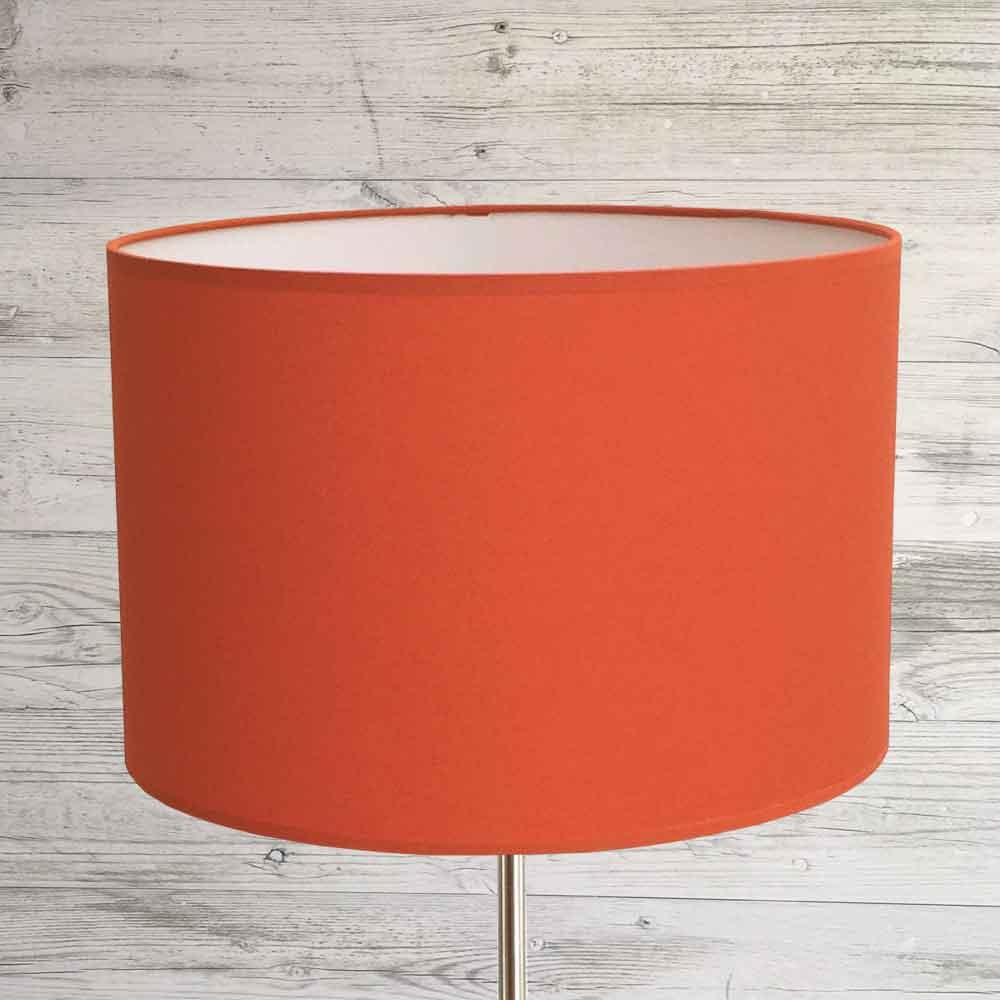 Drum Lampshade Satsuma