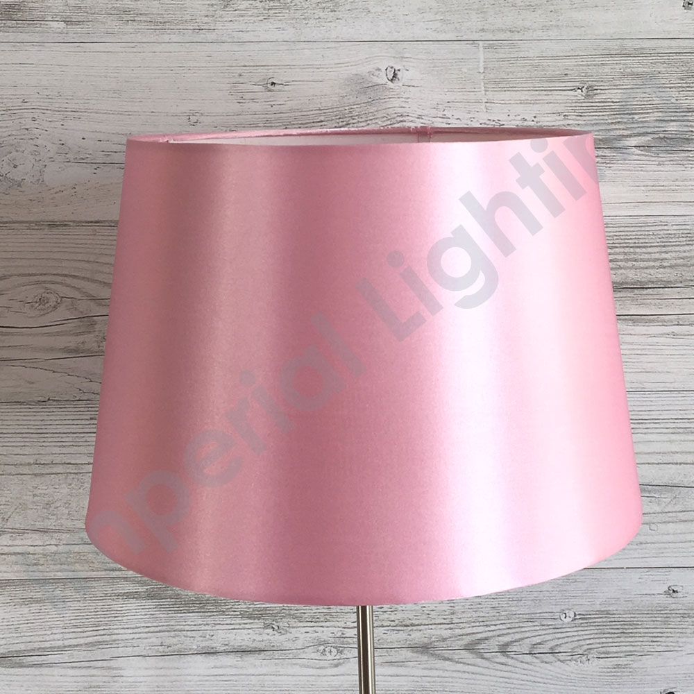 Silk Effect Empire Baby Pink Imperial Lighting