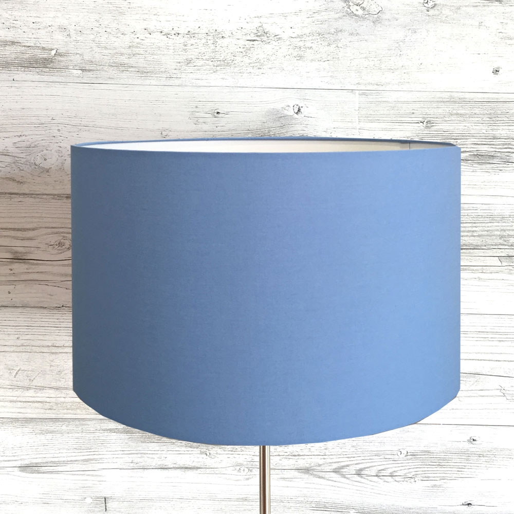 Sky Blue Lampshade
