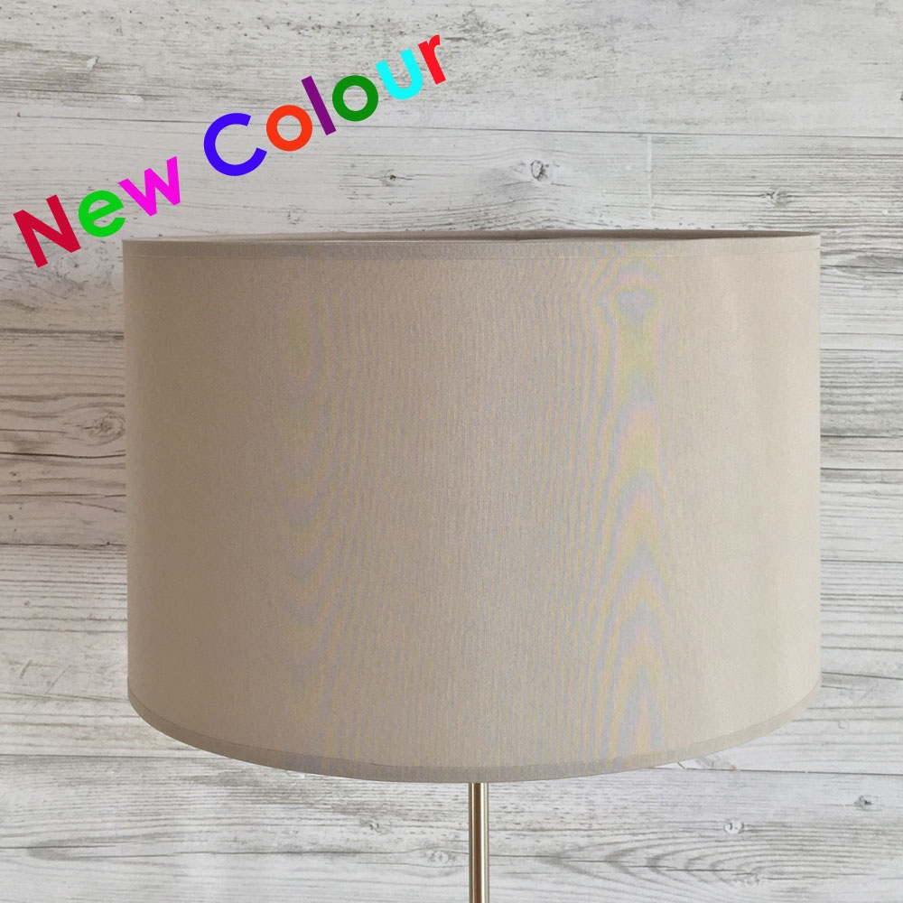 Drum Table Lampshade Stone