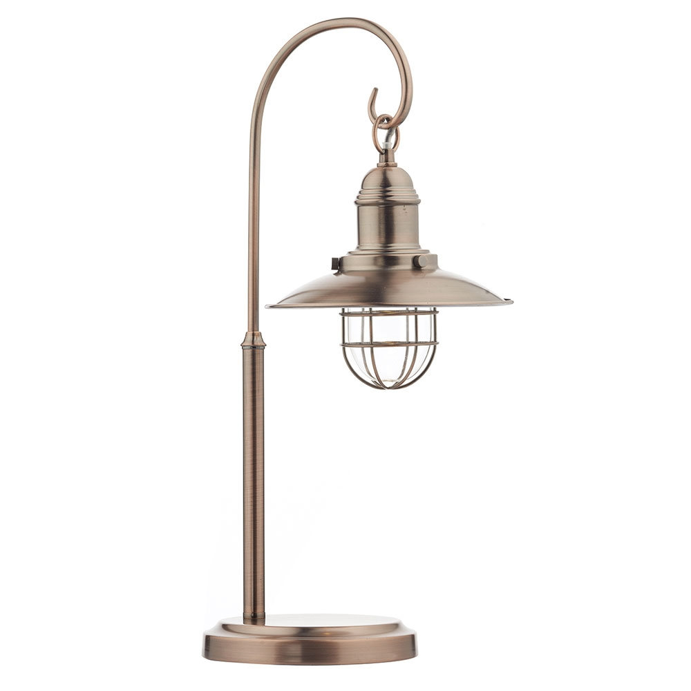 Terrace Copper Table Lamp Imperial Lighting