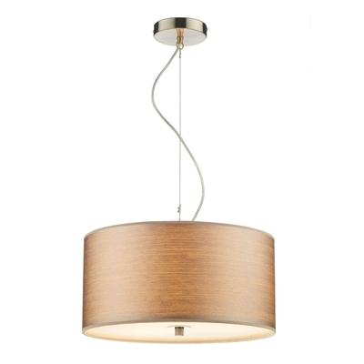 Tuscan Pendant with Diffuser