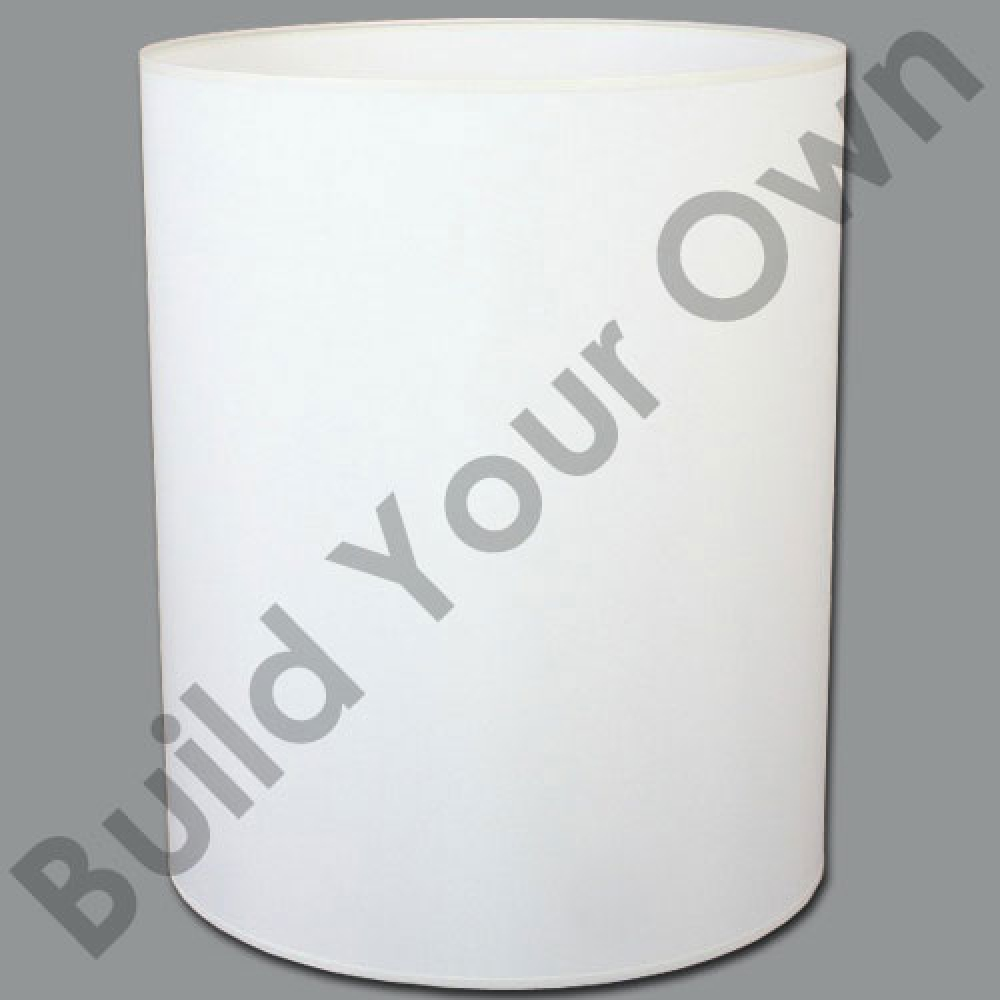 Tall Drum Candle Lamp Shade