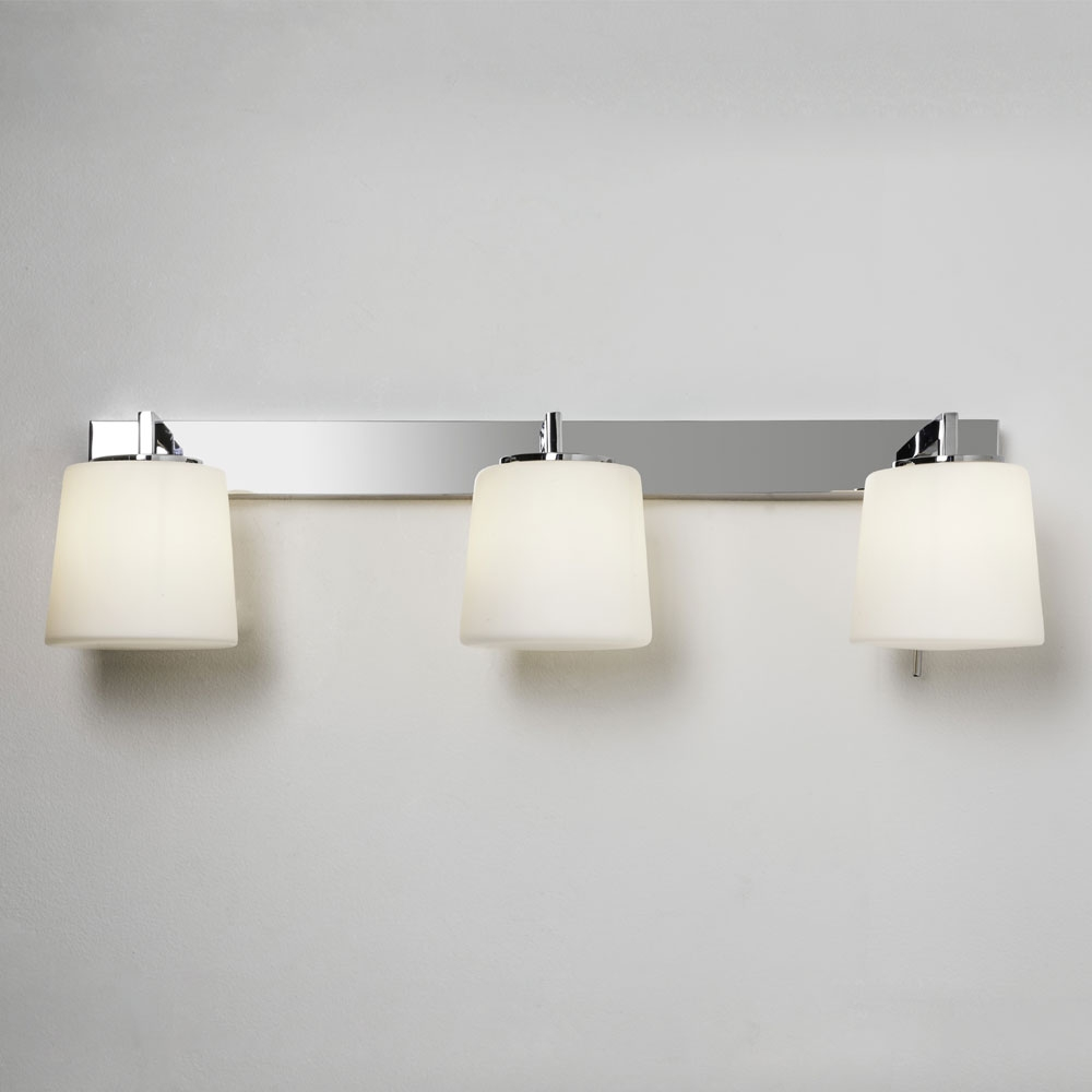 Triplex 3 light Wall Light