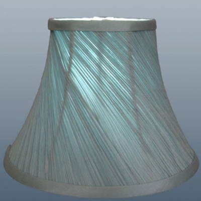 Twisted Pleat Shade Duck Egg Imperial Lighting