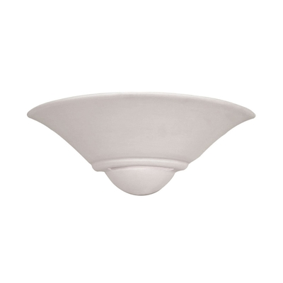 Unglazed Ceramic Uplight Wall Light - Imperial Lighting