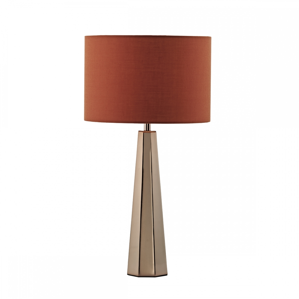 Ultra Table Lamp In Copper