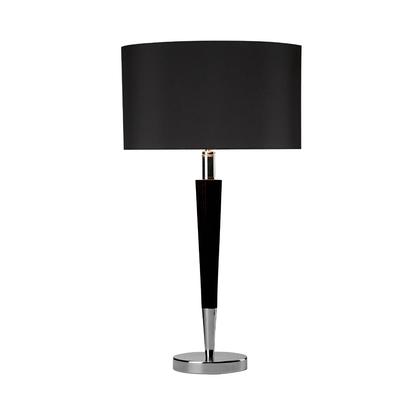 Viking Table Lampset Black Shade