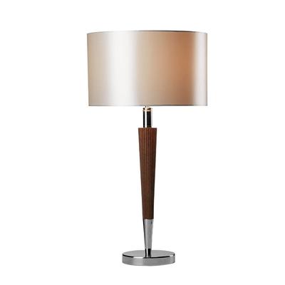 Viking Table Lampset Cream Shade