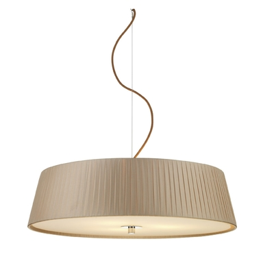 ribbon wheel taupe pendant imperial lighting. Black Bedroom Furniture Sets. Home Design Ideas