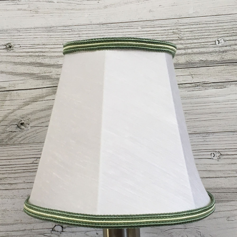 Empire Candle White Amp Green Imperial Lighting