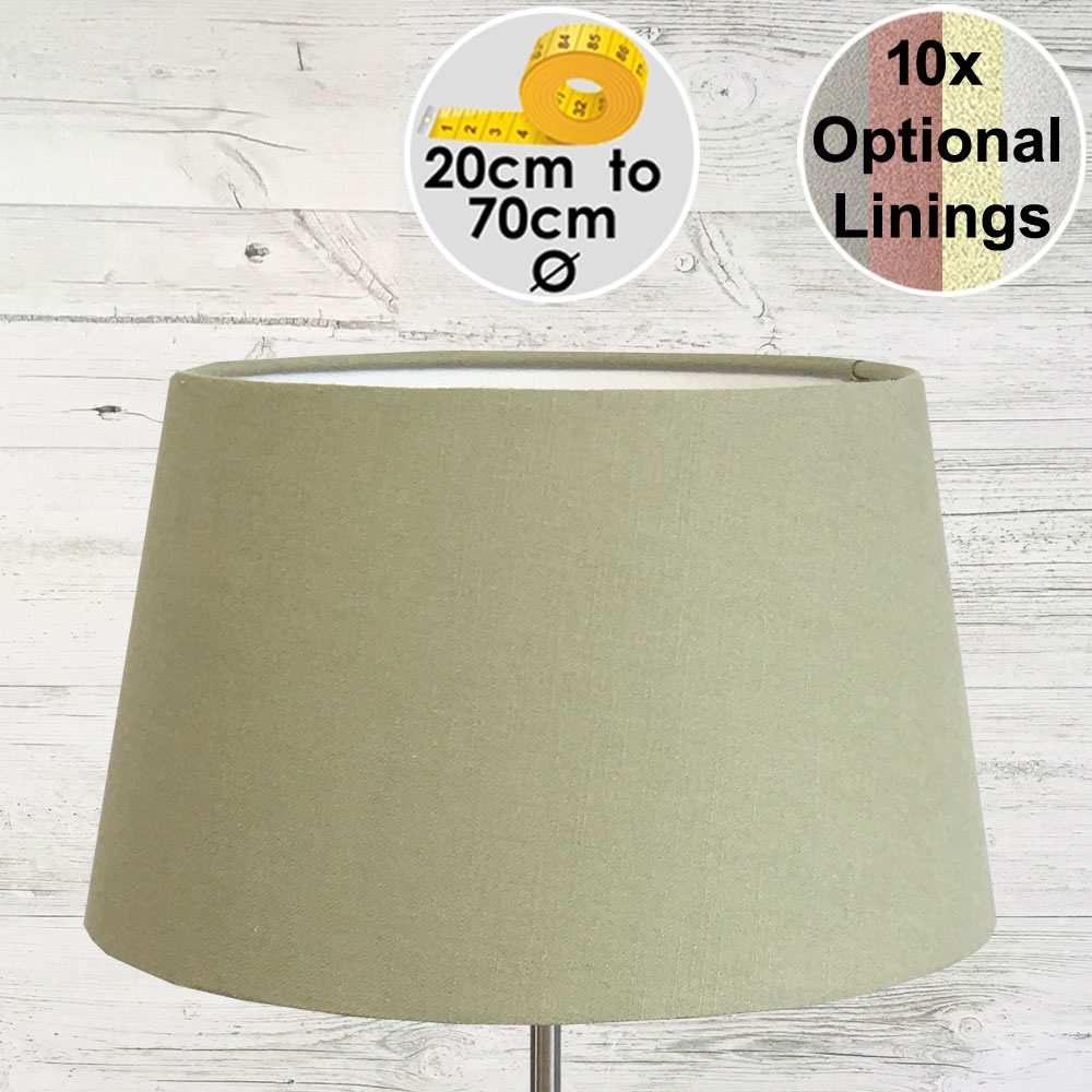 Aria Willow Linen Lampshade
