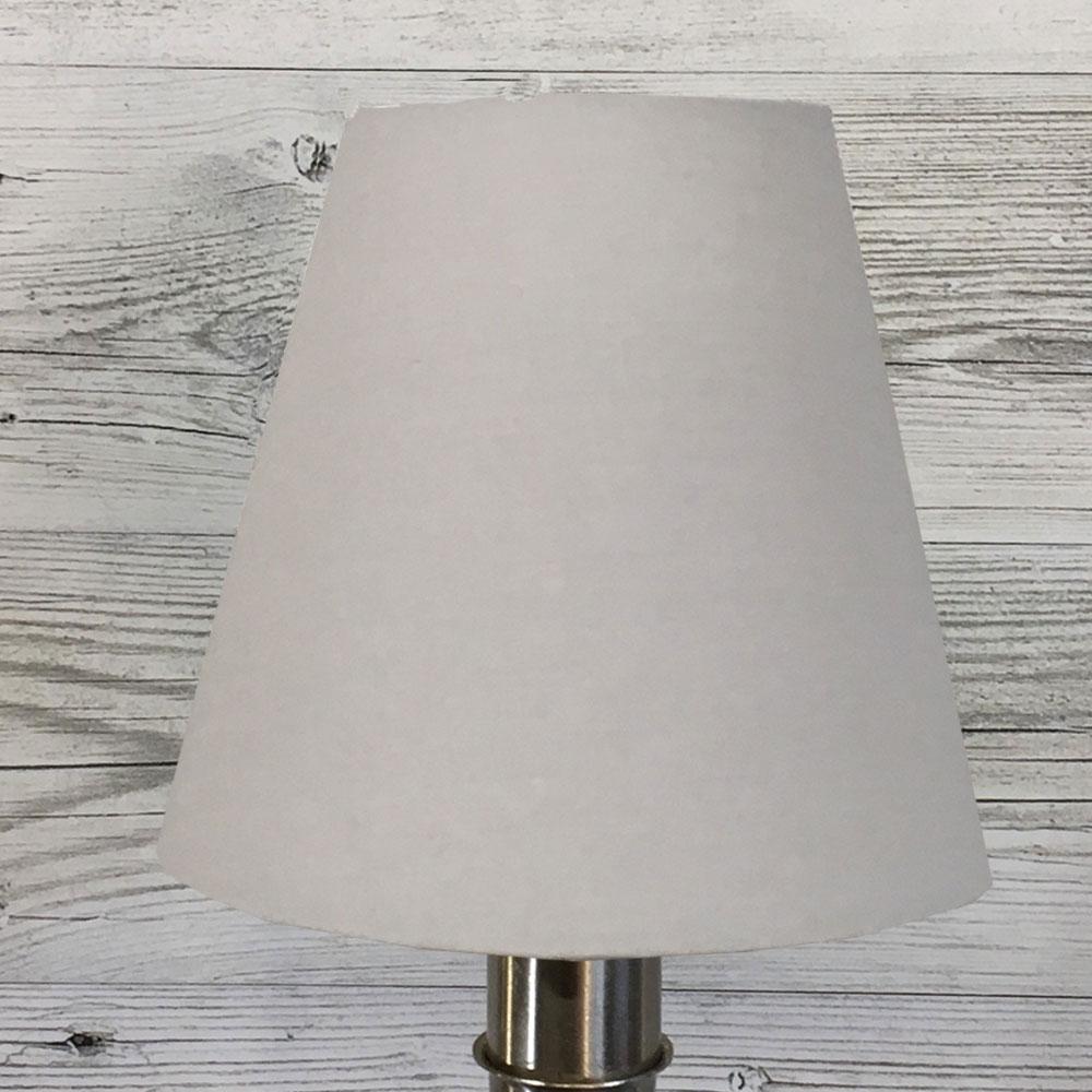 Wilma Candle Shade Grey