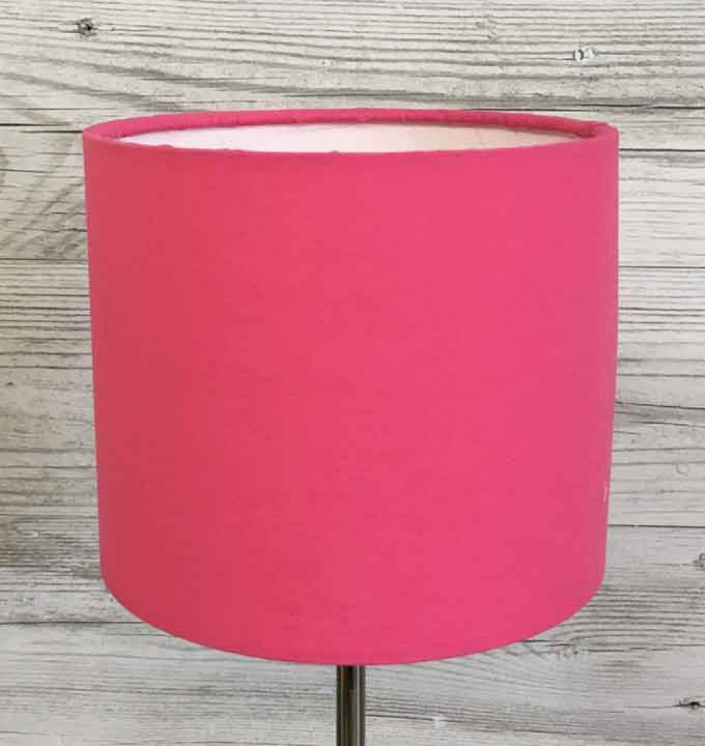 Wilma Drum Hot Pink