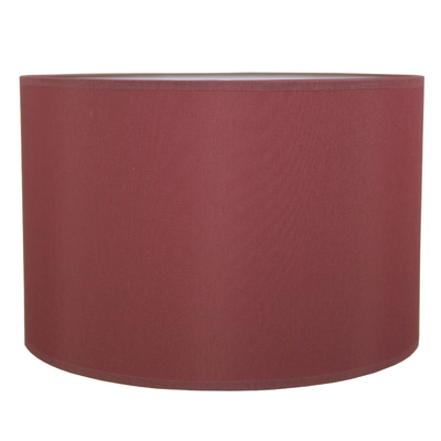 Drum Table Lampshade Wine