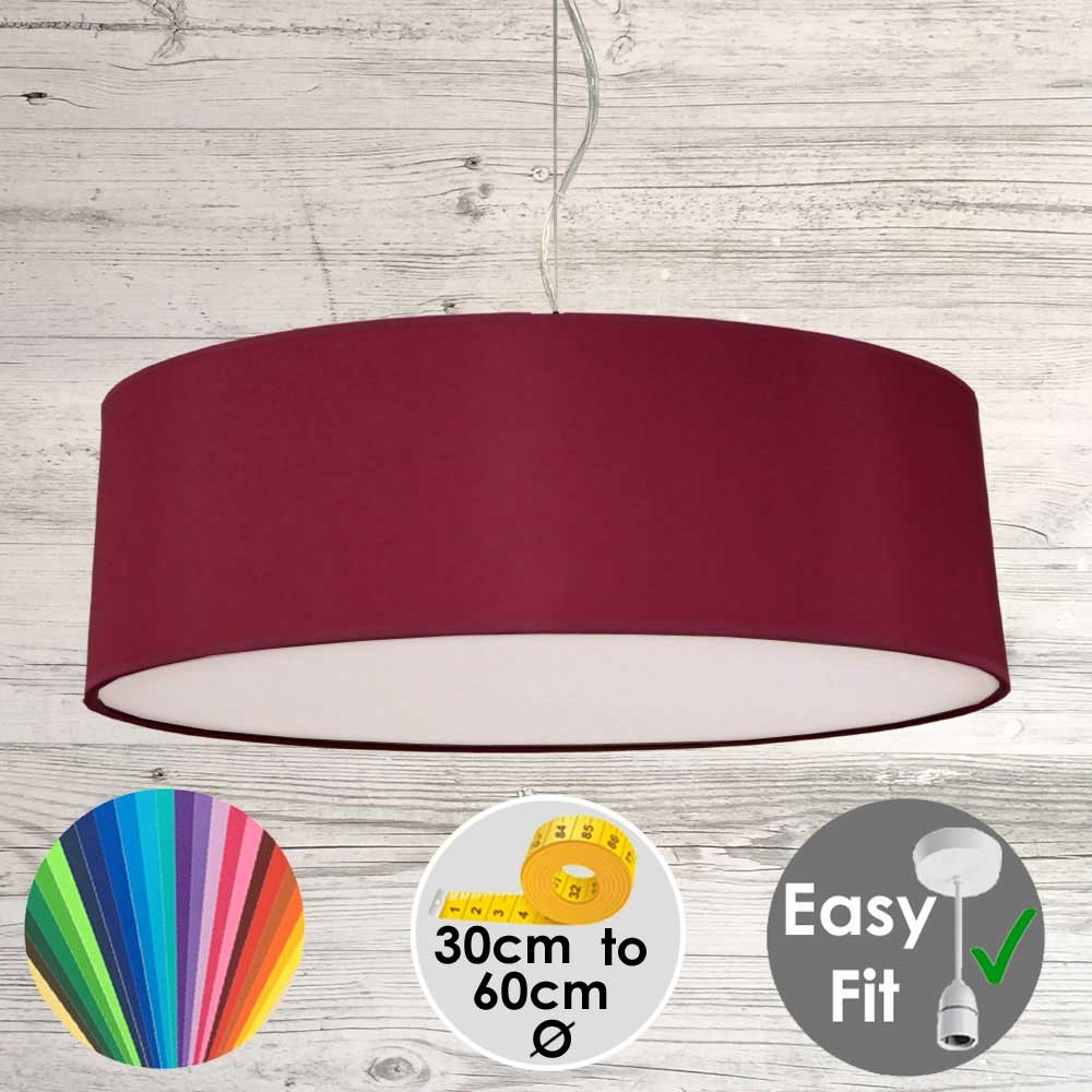 Wine Drum Light Shade
