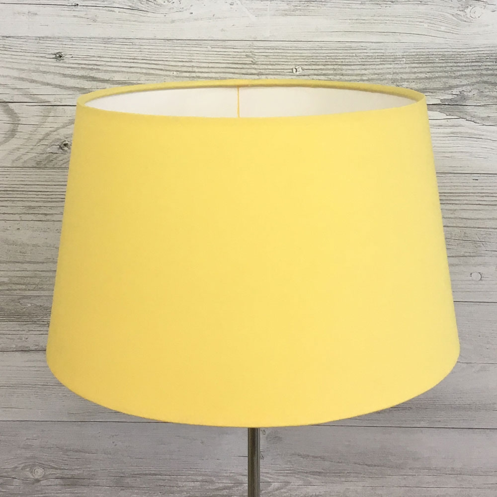 Sunflower French Drum Shade