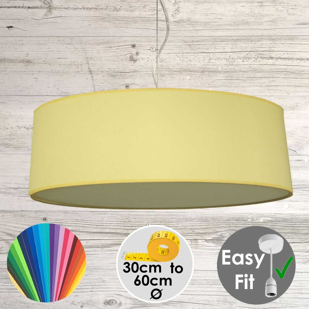 Yellow Drum Light Shade