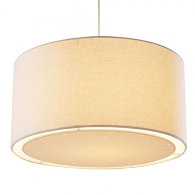 Drum Pendant Shade With Diffuser