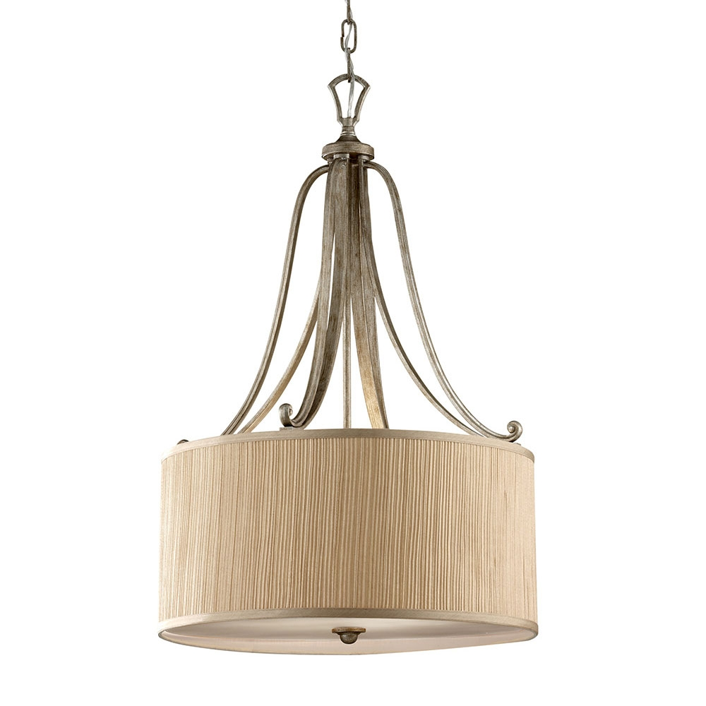 Abbey 3 light pendant