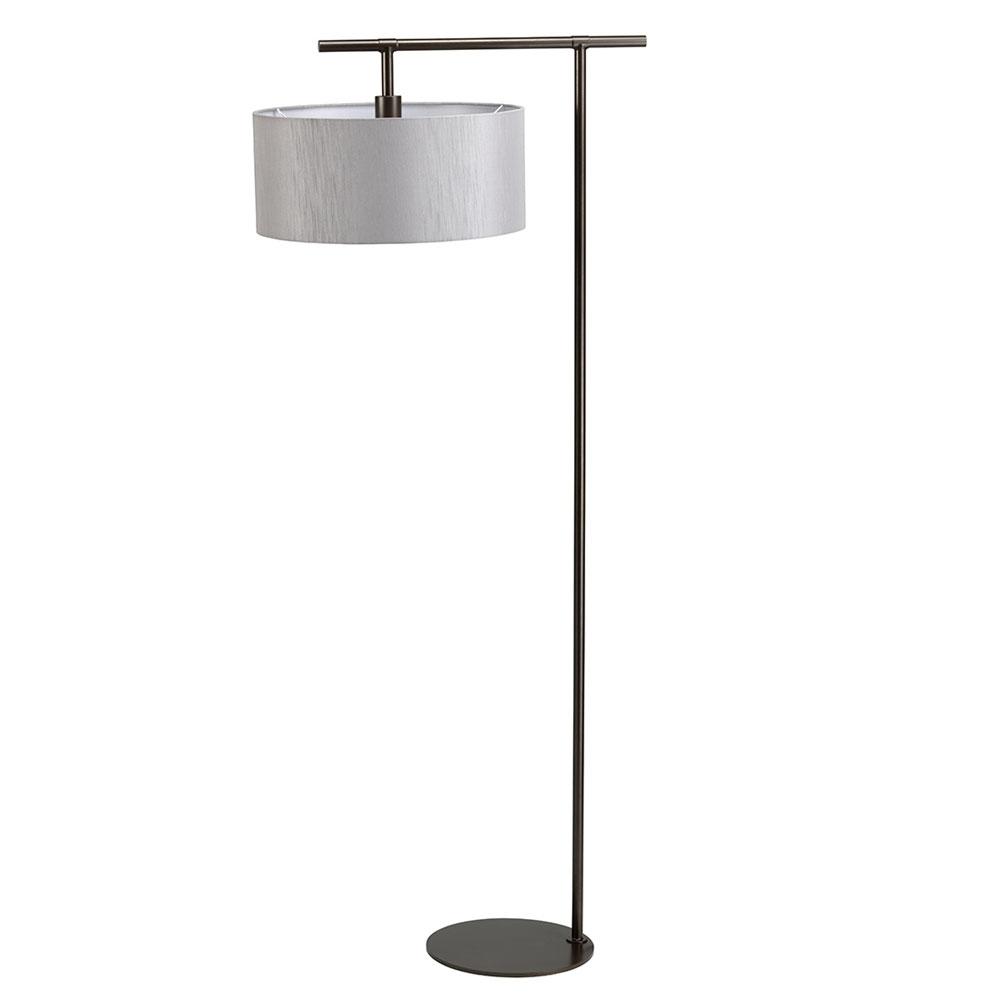 Balance Floor Lamp Brown