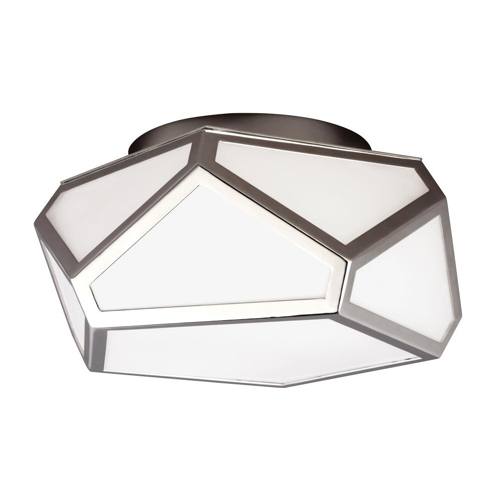 Diamond flush mount
