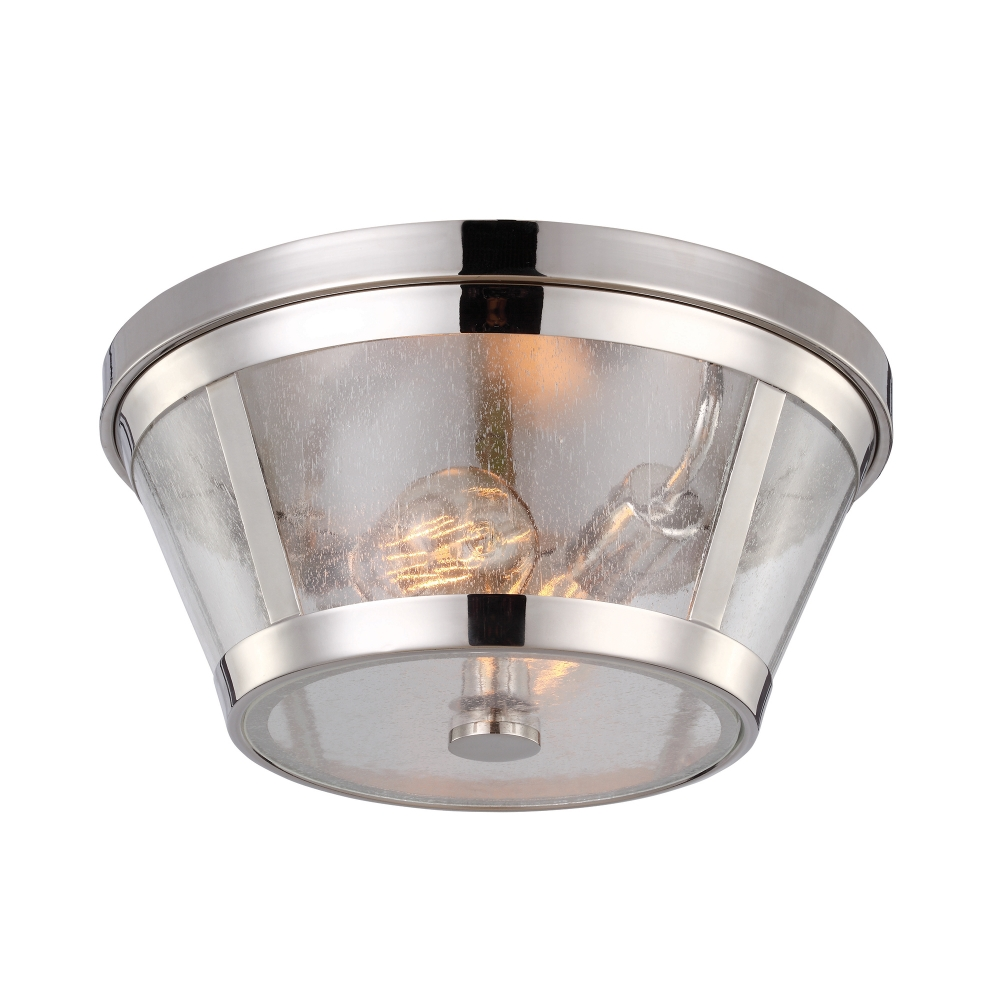 Harrow flush mount light