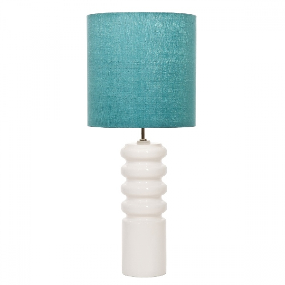 Contour Table lamp and marine shade