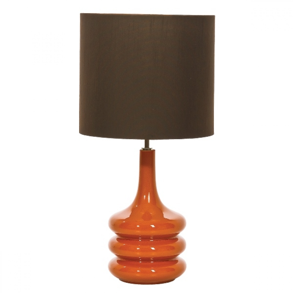 Pop Table Lamp Orange