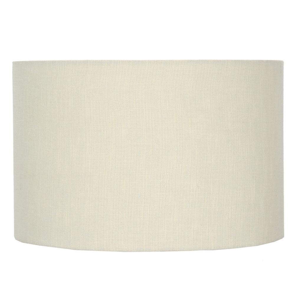 Lino Cream Lampshade