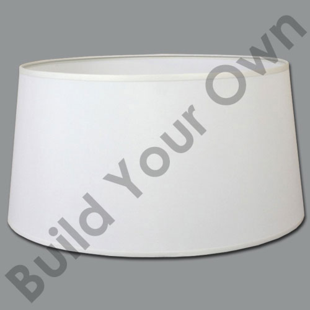 French Drum Candle Lamp Shade