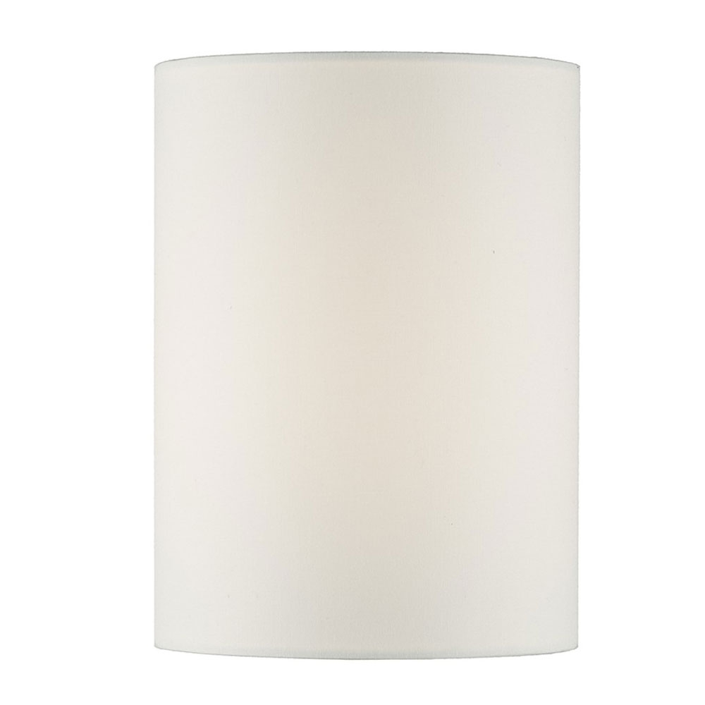 Tuscan Cream Cylinder Lampshade