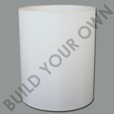 Tall Drum Lamp Shade