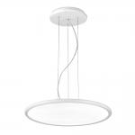Net Circular LED Pendant