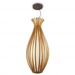 Bamboo LED Luxury Pendant