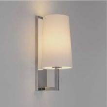 Riva wall light - polished chrome