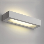 Plaster 'Shelf' Wall Light
