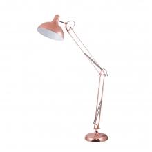 Alonzo Copper Floor Lamp