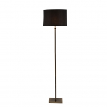 Hilton Brass Floor Lamp