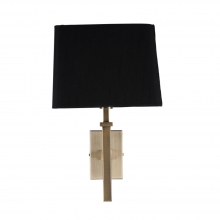Hilton Brass Wall Light