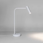 Enna LED Table Lamp in White