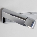 Bracket Polished Chrome Adjustable LED Wall Light