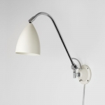 Drop Cream Adjustable Wall Light (Large)