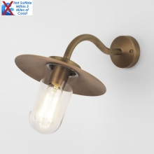 Dafni Wall Light - Antique Brass