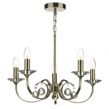 Allegra 5 Light Pendant